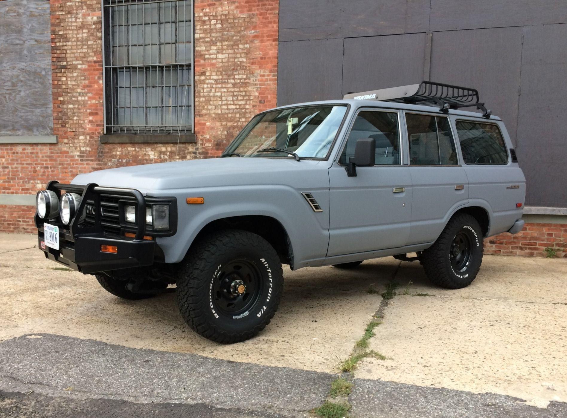 Kekurangan Toyota Land Cruiser 1988 Spesifikasi