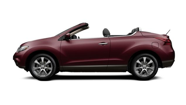 It Probably Won T Happen But Here S The 2015 Nissan Murano In Rendered Cabriolet Guise Nissan Murano Nissan Convertible