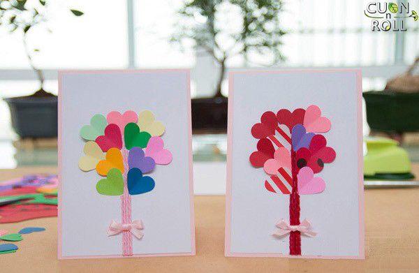 Tự tay làm thiệp sinh nhật xinh xắn tặng bạn bè  Gợi ý cách làm thiệp sinh nhật đơn giản nhưng không kém phần độc đáo cho bạn bè, người thân...