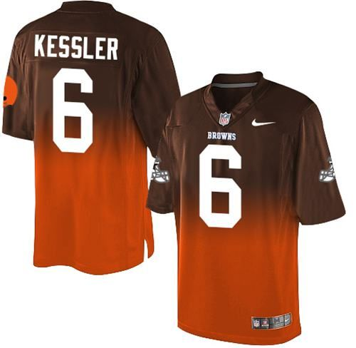 Wholesale Packers Aaron Rodgers 12 jersey Nike Browns #6 Cody Kessler Brown  supplier