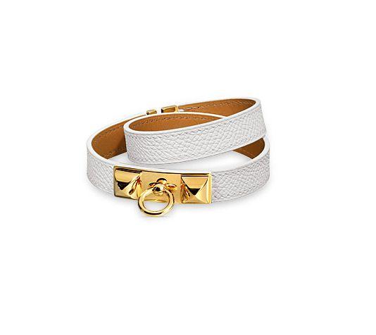 b31e1c256c0 Bijoux En Cuir Hermès Bracelets - Bijoux Et Montres