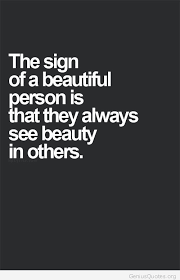 Image Result For Quotes About Beauty In The Eye Of The Beholder