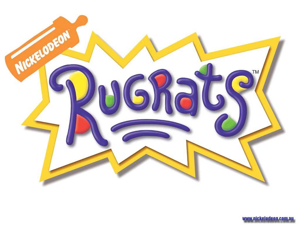 Rugrats 90s Tv Shows Rugrats Tv Show Logos