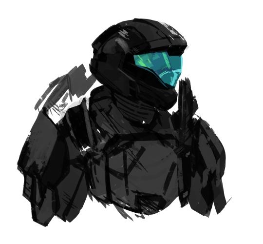 Cat Hood Is Canon Halo Tattoo Halo Cosplay Halo Armor