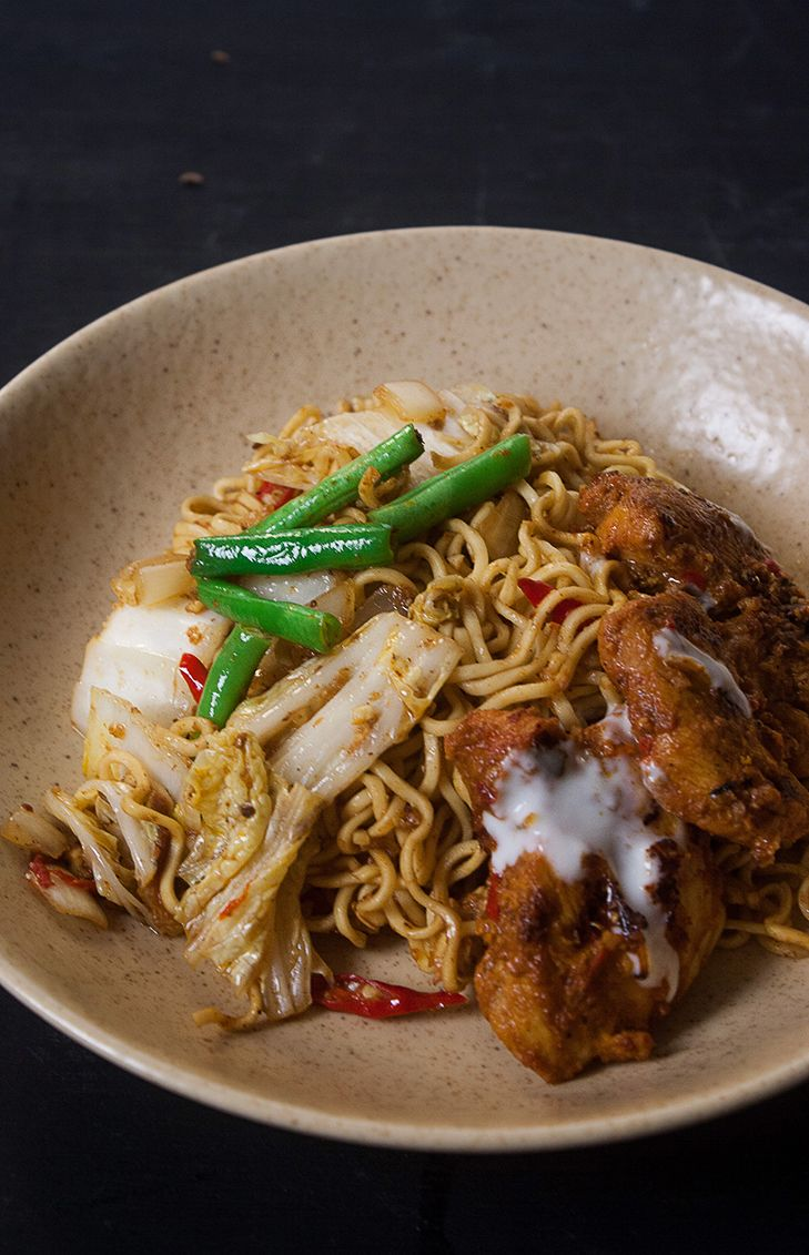 Latcho Drom & Indian Fried Noodles Make ahead meals