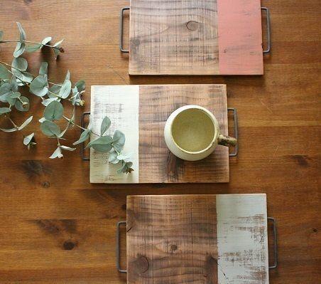 Photo of 杉板のスクラップを出すカフェトレイしてみてくメ… – 木材 Diy 2020