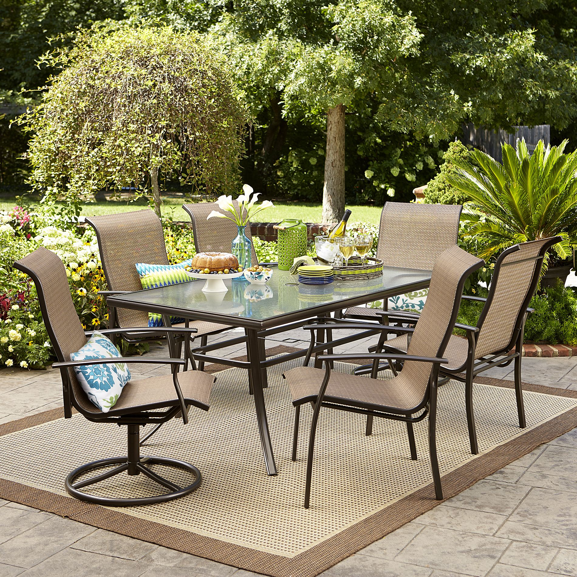 Pin by Annora on home interior Outdoor dining set