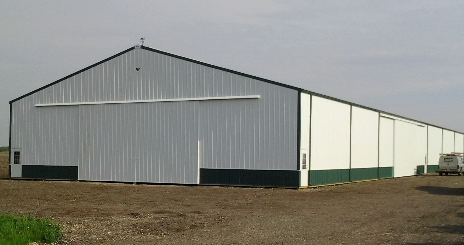 Wick Buildings Job # 121161 Customer:  Rosengren, built by Rob Kingdon and Crew