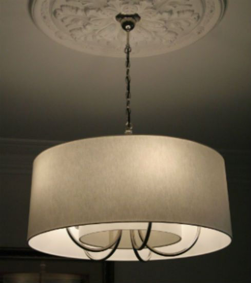 Hamptons Kitchen Lighting: Hampton Double Pendant - Formal Lounge?