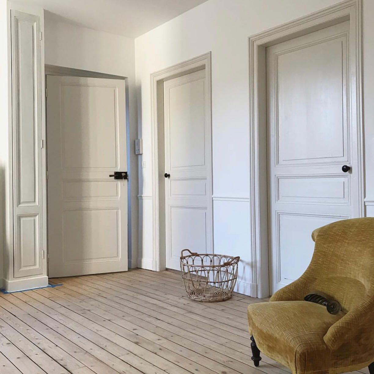 French Lessons A Designer And An Antiquary S Remodeled Guesthouses In Reims Soon Available To Rent Remodelista House Color Palettes Design Decor Interior Design