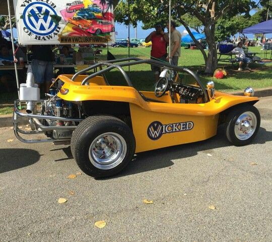 VW CLUB OF HAWAII Sports car, Racing, Open wheel racing