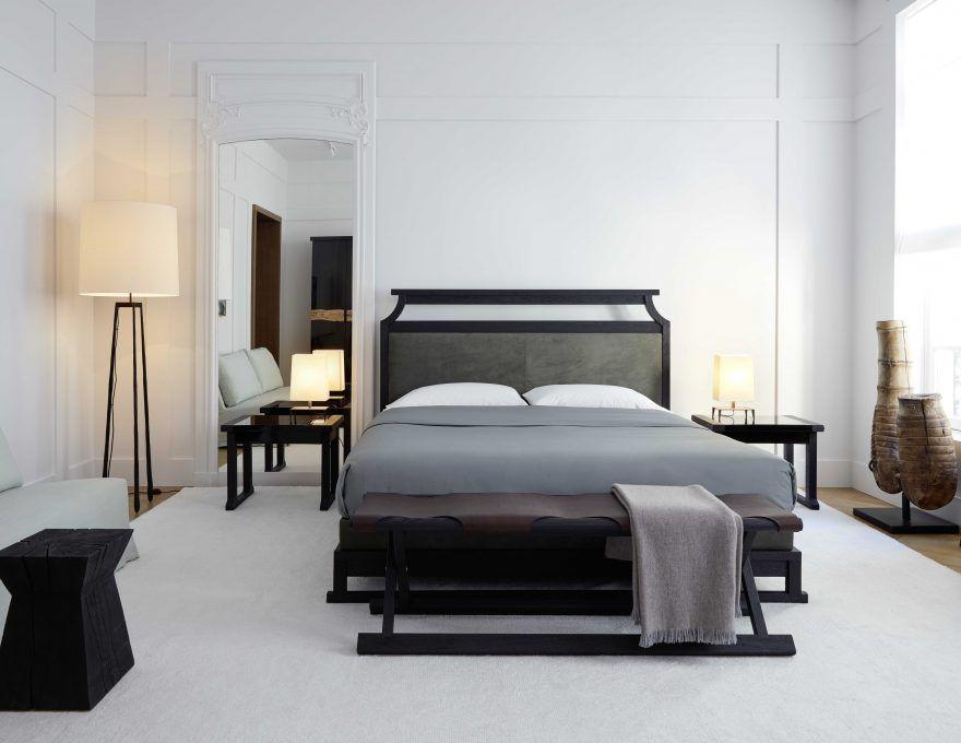 77 Faubourg Saint Honore Liaigre Mobilier De Salon Meubles De Chambre A Coucher Chambre Contemporaine
