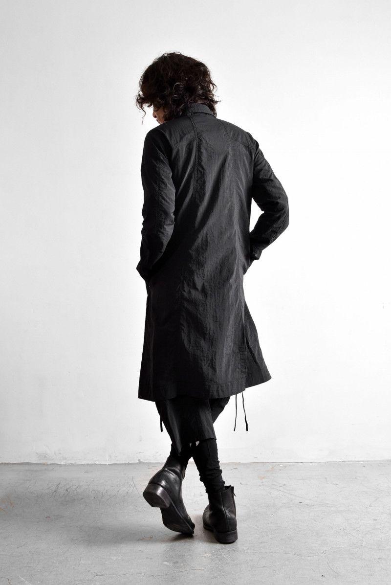 Nude:MM / コートのように羽織るジャケットと細身のパンツ | LOOM OSAKA