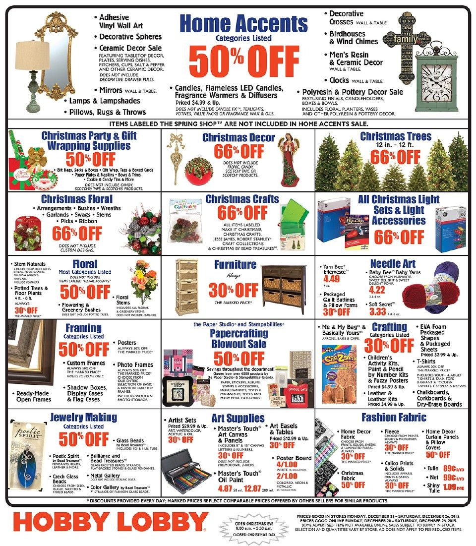 Pin by My Catalog on Weekly Ads Hobby