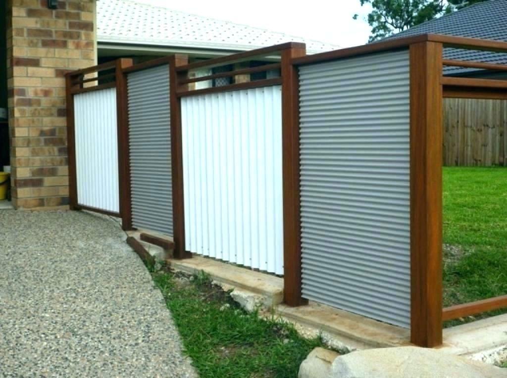 Image Result For Modular Fence Panels Metal Fence Panels Corrugated Metal Fence Metal Fence