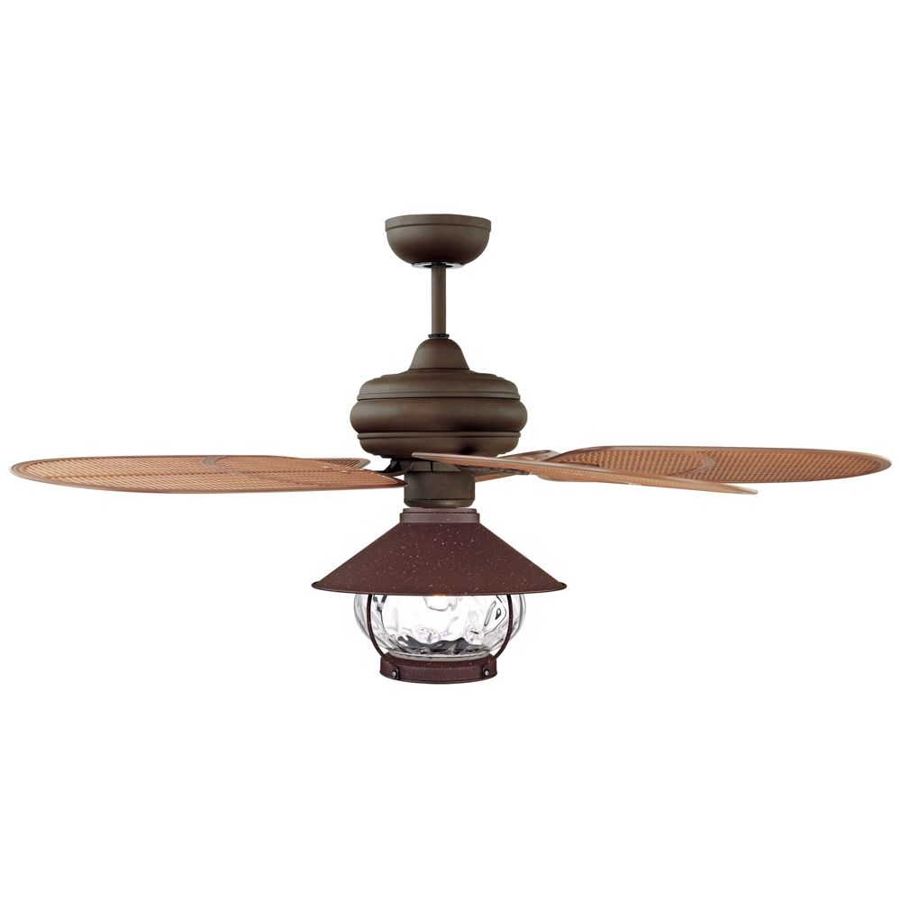 52 Casa Vieja Tropical Rattan Blade Lantern Led Ceiling Fan Style 71v45 Led Ceiling Fan Ceiling Fan Led Lantern