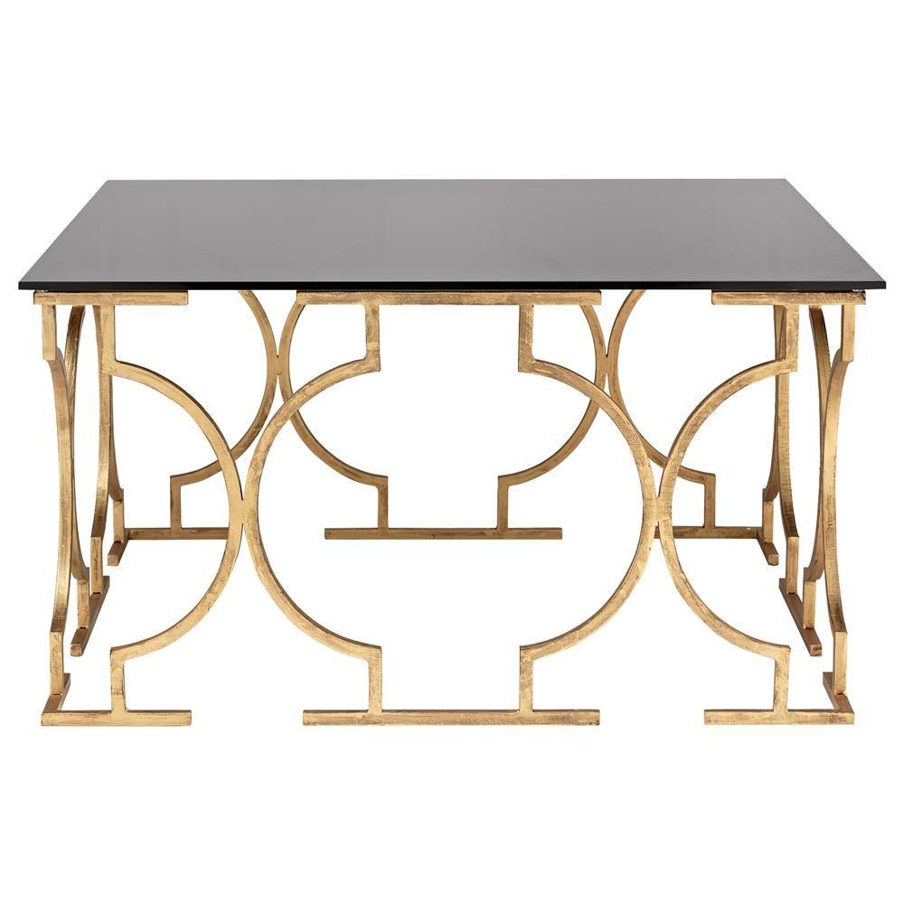 Bouclair Teak Coffee Table: Coffee Table/COFFEE TABLE/ACCENT