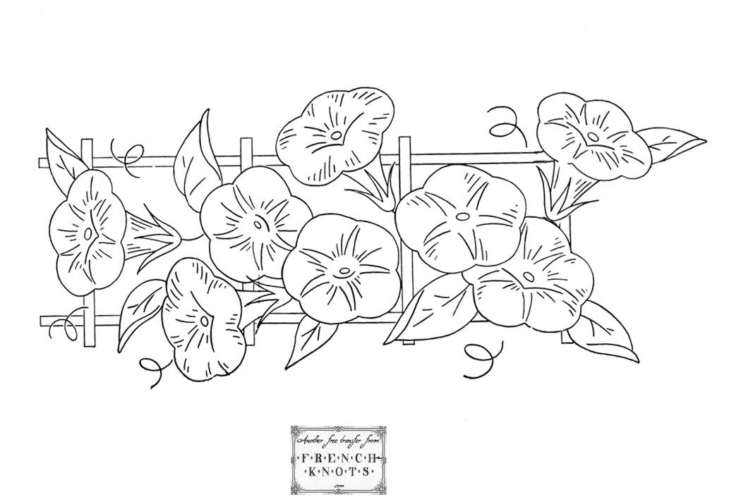 Flowers Nature Embroidery Patterns Needlework Pinterest