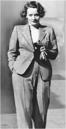 Coco Chanel Pantsuit