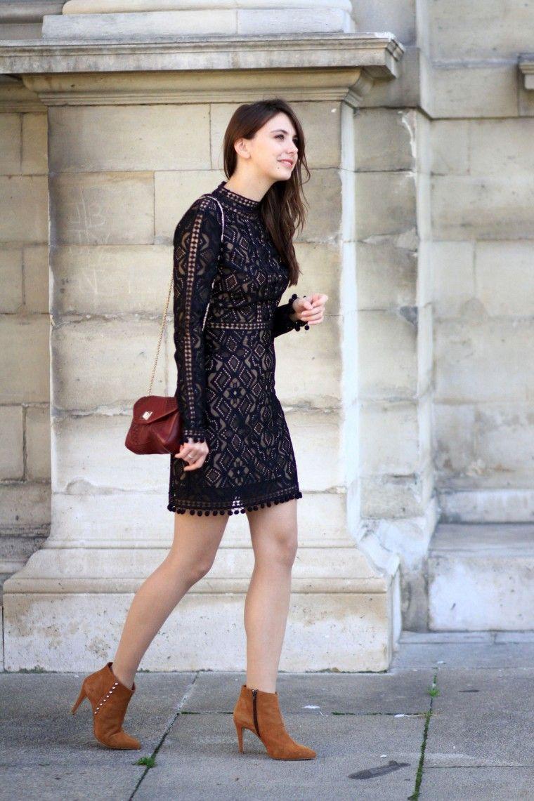 Lace dress looks  For Love u Lemons lace dress  The Brunette  DressesSkirts
