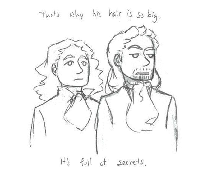 Hamilton mean girls crossover hamilton the best musical for Hamilton coloring pages