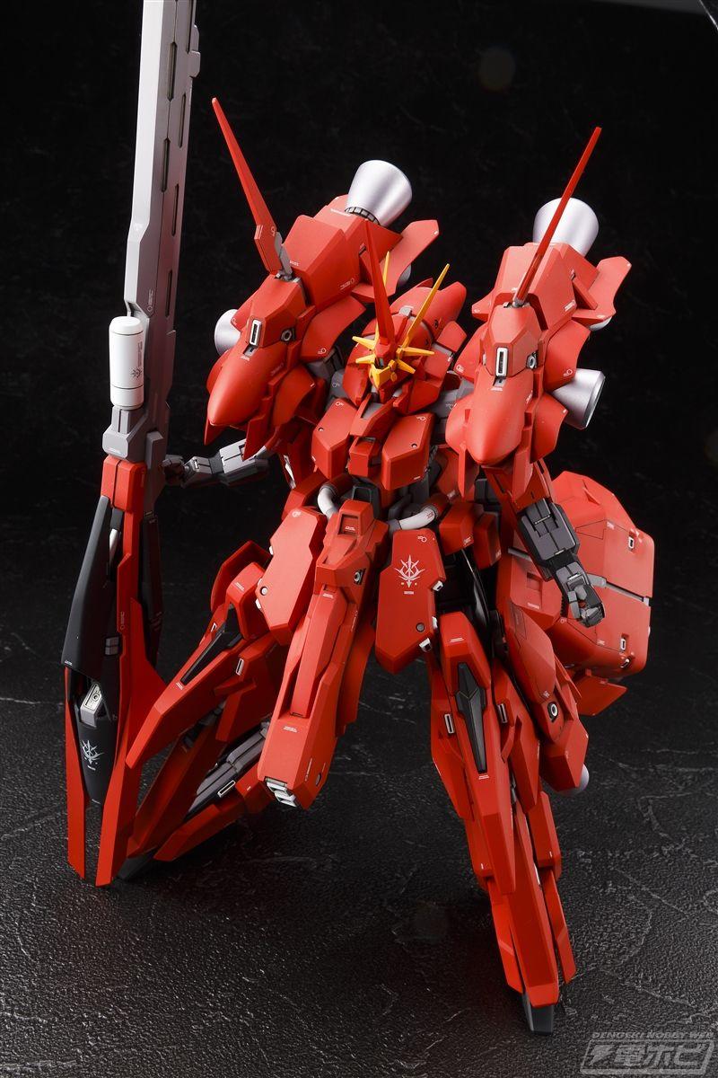 Gundam guy dengeki hobby 1144 arz125 rehaiz aoz