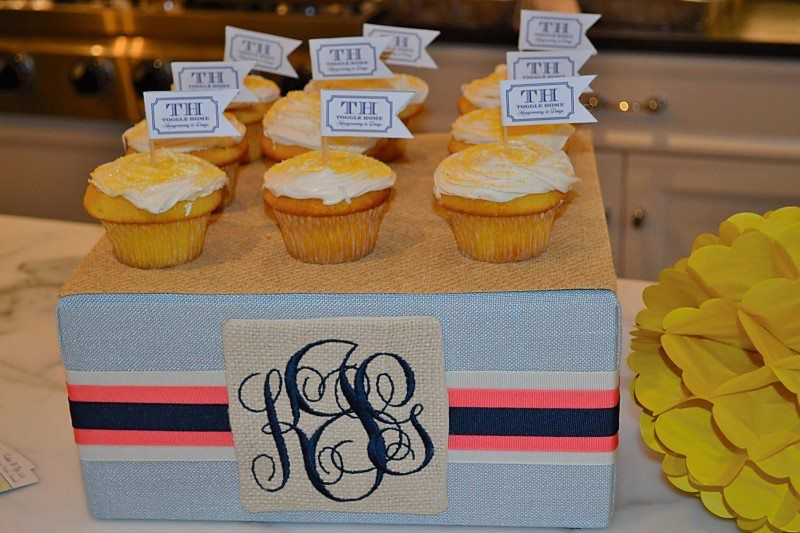 #Martini & #Monogram #Custom #Couture #Wedding #Bridal #Shower #TrunkShow or #Event #Lemon #Cupcakes #Branding #Party #CakeStand by Cake It Up, LLC www.cakeitupcakestands.com Monogram: #ToggleHome