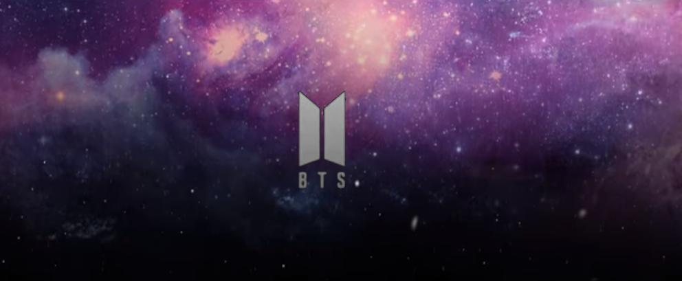 BTS Logo wallpaper imagens)