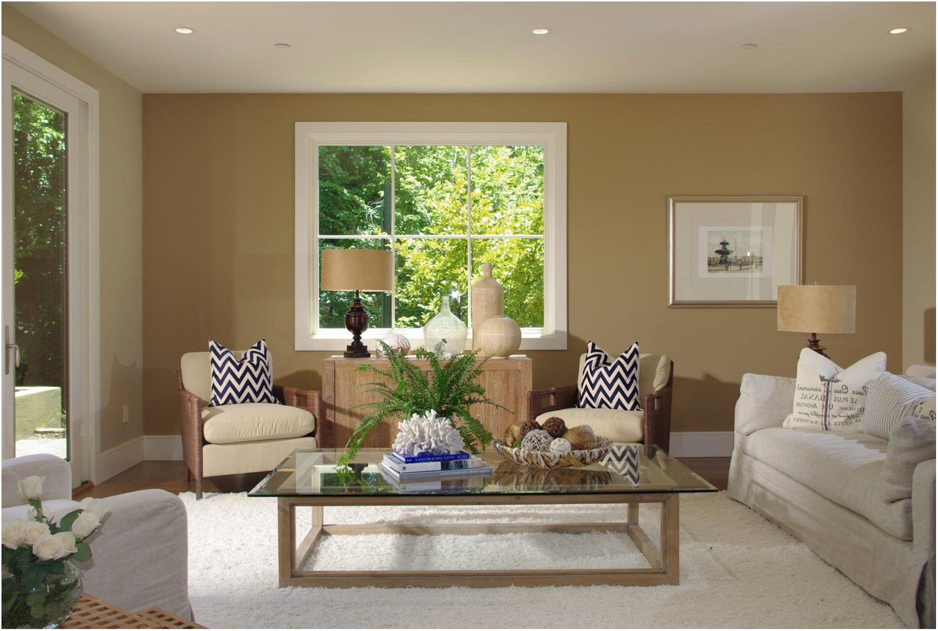 Decorative Painting Living Room As Per Vastu Cottage D