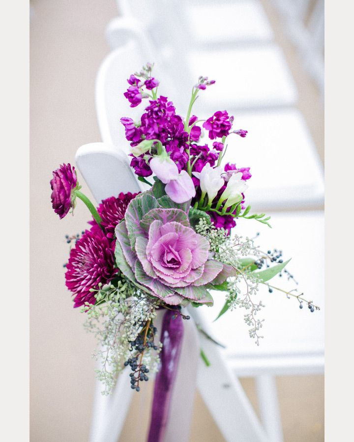Flower Aisle Wedding: Wedding Inspiration In 2019