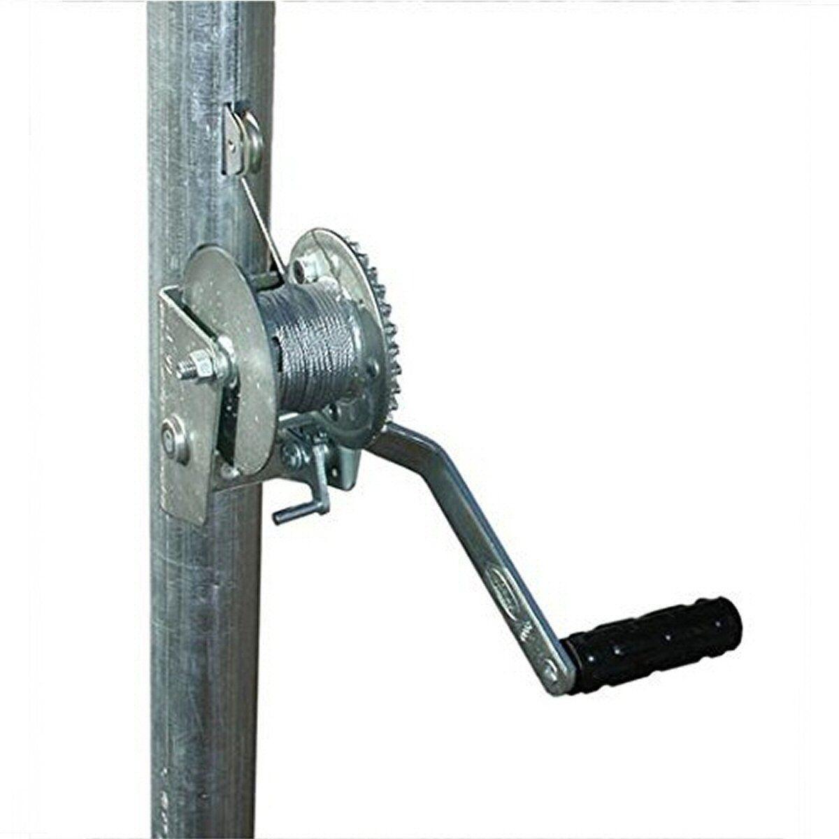 Los Angeles Garage Security Door Broken Spring Cable