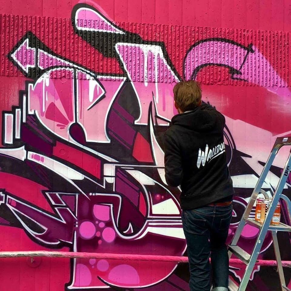 Pin by Jose Alicea on Gr@ff¡t¡ ($tr€€t Art) | Nyc graffiti