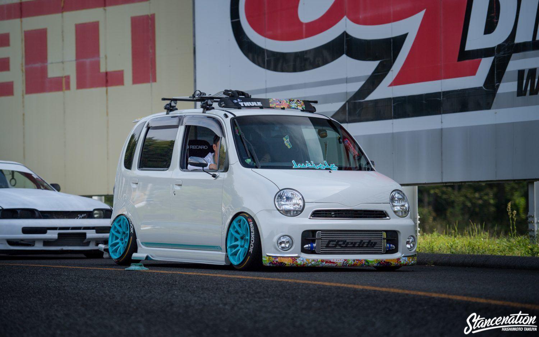 Doridore On Fleek Meet Photo Coverage Part 2 K Car Kei Car Daihatsu