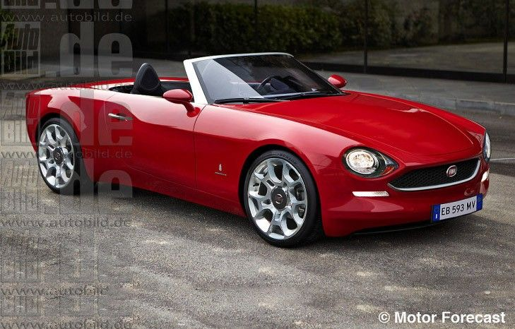 Europeu0027s Version Of The All New Mazda MX 5 Now Has A Name, With  Confirmation The Fiat 124 Spider Badge Will Adorn The New Model.