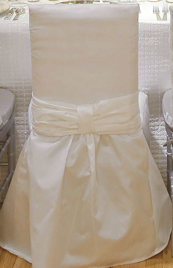 chair cover, preston bailey event ideas - from Designing Linens and ...