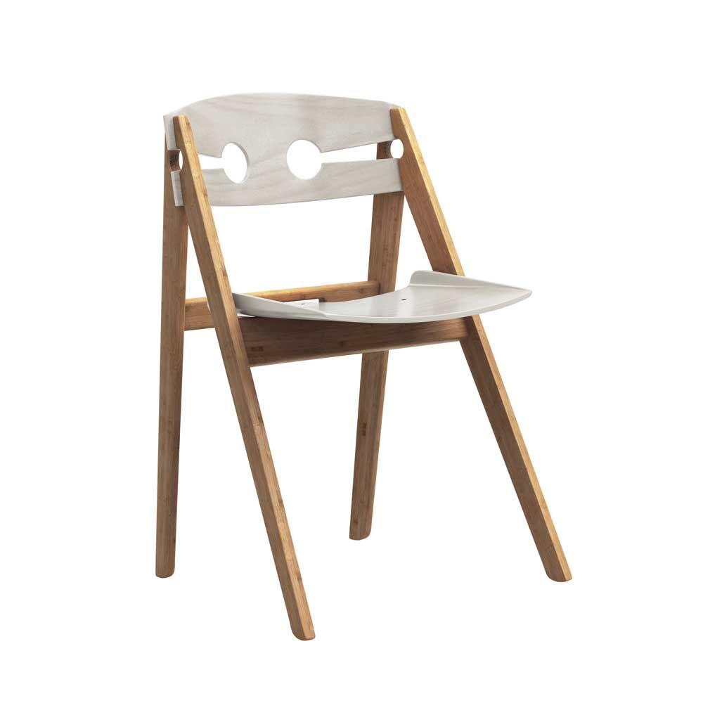Verzauberkunst Esstischstuhl Weiß Das Beste Von Holzstuhl Aus Massiv Weiß Jetzt Bestellen Unter: