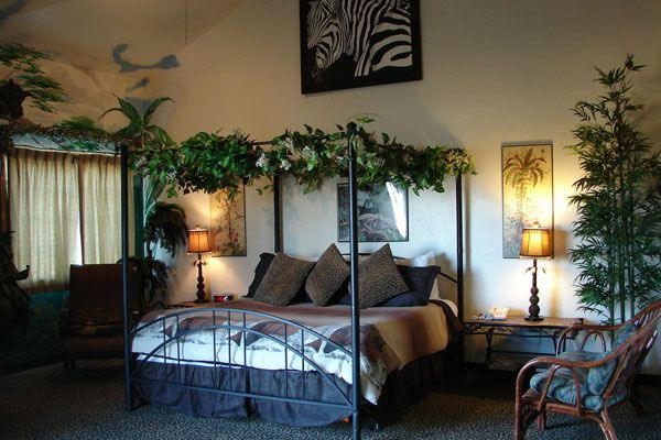 Inspiring Modern Bedroom Ideas Jungle Bedroom Theme Bedroom