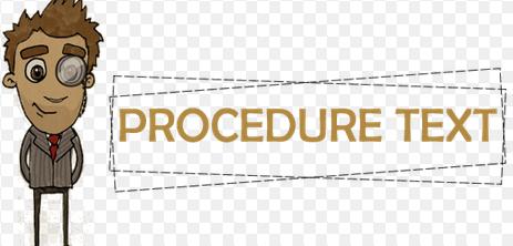 12 Contoh Soal Procedure Text Dalam Bahasa Inggris Beserta Jawaban Http Www Kuliahbahasainggris Com 12 Contoh Bahasa Inggris Inggris Belajar Bahasa Inggris