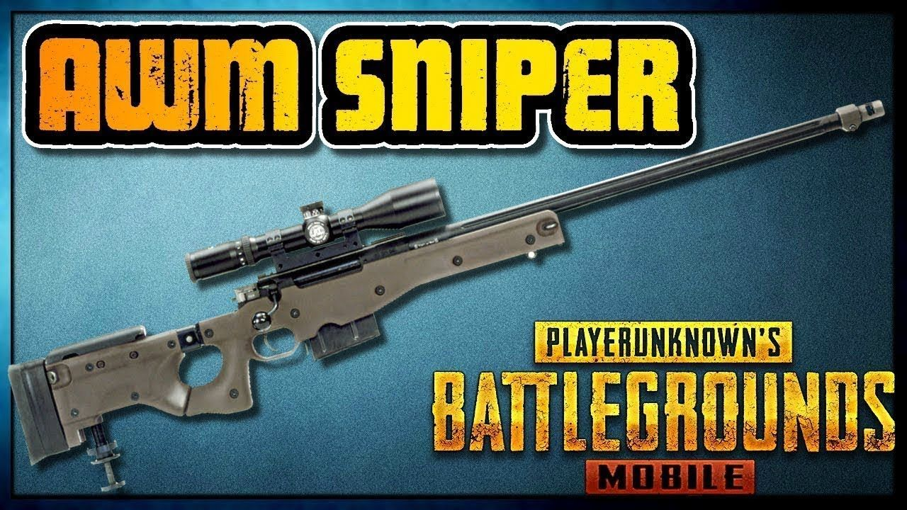 PUBG Mobile AWM SNIPE | Aggressive Gameplay | PUBG Mobile