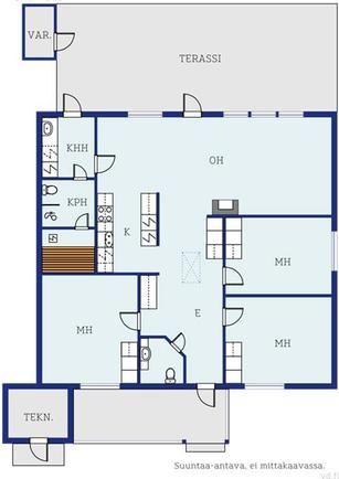 Myydään Paritalo 4 huonetta - Seinäjoki Hallilanvuori Oravanmarja 8 B 2 - Etuovi.com 9579768