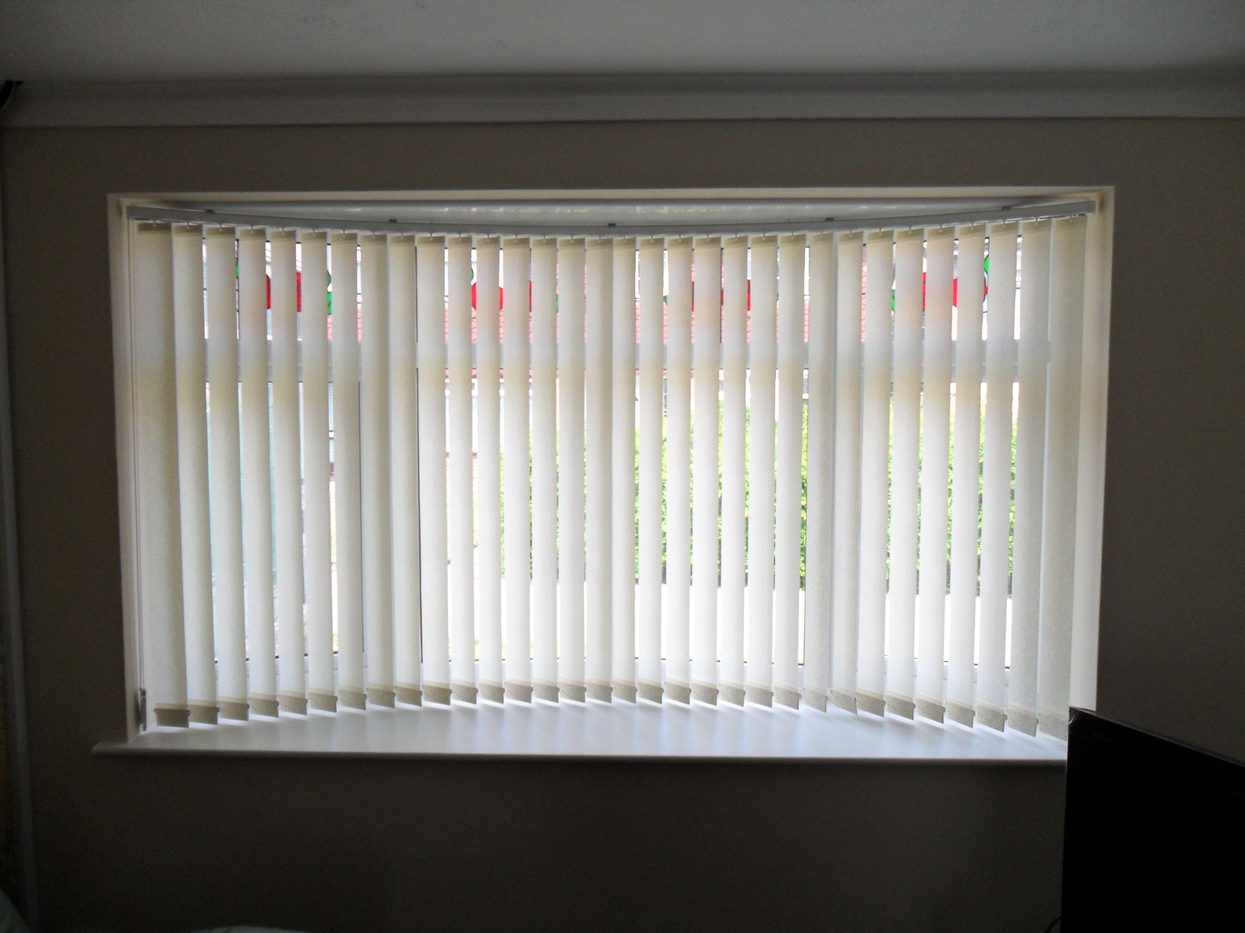 Vertacel Blinds On Window Blinds For Bay Windows Expression Blinds Verticalblindscolours Blindsan Bay Window Blinds Vertical Blinds Bay Window Treatments