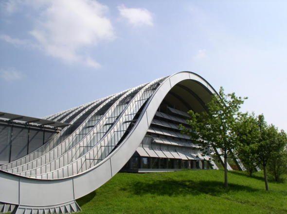 Zentrum Paul Klee_Renzo Piano_Bern Suiss