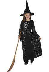 Disfraz bruja niña