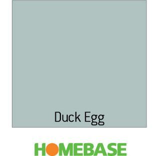 Front door Homebase Weathercoat Duck Egg - Exterior Satin Paint - 750ml from Homebase.co.uk  sc 1 st  Pinterest & Front door Homebase Weathercoat Duck Egg - Exterior Satin Paint ...
