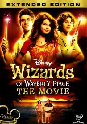 Wizards of Waverly Place: The Movie 2009 Poster