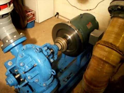 Power House Micro Hydro 20 KW Pumps As Turbine Motor Generator