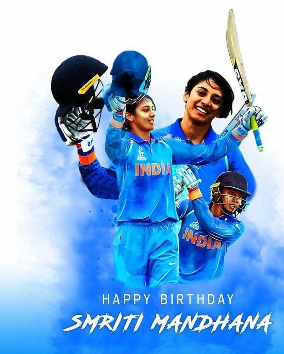 Pin by Mastan Jara on heros Smriti mandhana, Cricket