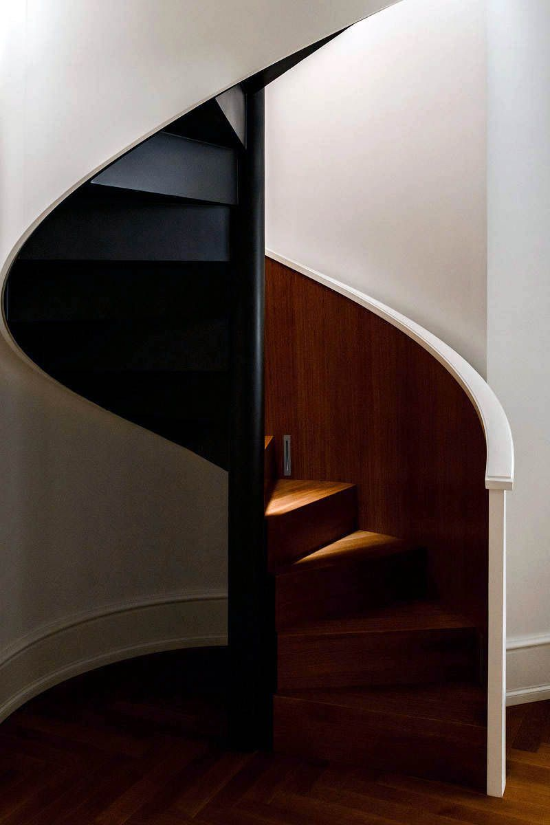 13 Spiral Staircase Design Ideas For Small Spaces