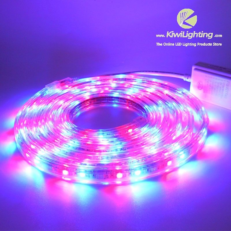 Colored Led Light Strips Awesome 300Cm High Voltage 5050 Rgb Led Strip Lights  110V220V 180Leds