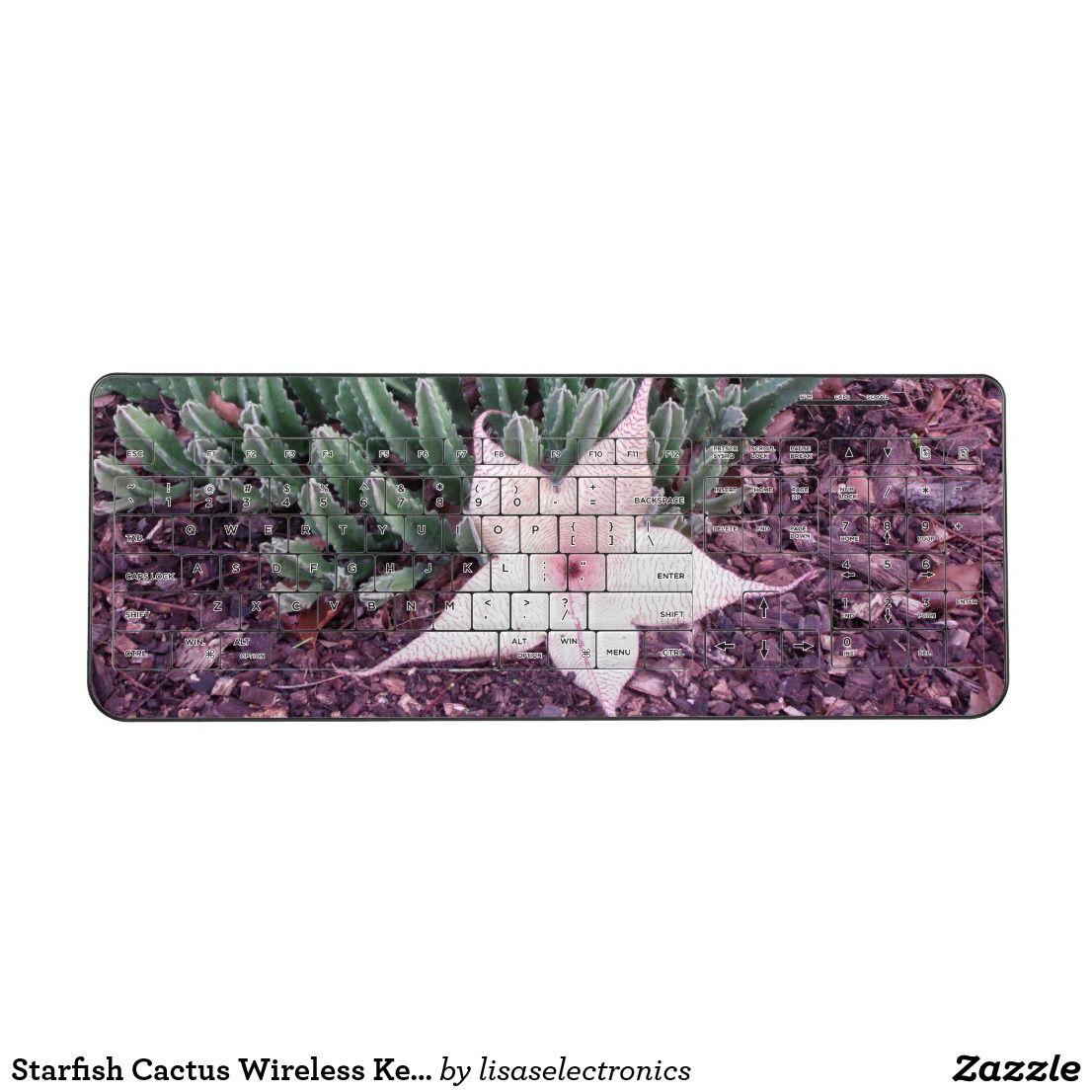 Starfish Cactus Wireless Keyboard